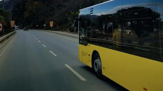 Автобус профучал през шуменско село със 102 км/ч при разрешени 50