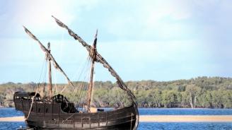 Изследователи случайно попаднаха на останки от кораб от 16-и век