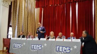 Цветан Цветанов: На провокациите на БСП ще отговорим с реални резултати