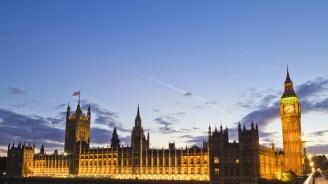 Гласуването в британската Камара на общините за Брекзит завърши по куриозен начин