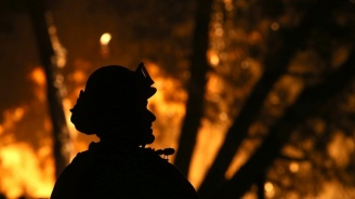 14-годишен запали сухи треви в близост до ветрогенератори край Плевен
