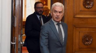 Волен Сидеров предложи Явор Нотев да заеме председателското място в правна комисия