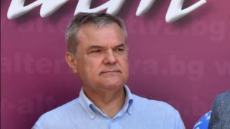 Румен Петков: Някой да каже на Лозан Панов да си отива от ВКС! Вън!