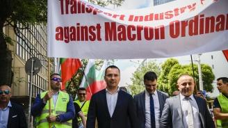 """Джамбазки: Пакетът """"Мобилност"""" няма да бъде факт в този мандат на ЕП"""