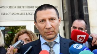 Шефът на НСС Борислав Сарафов също излиза в отпуск