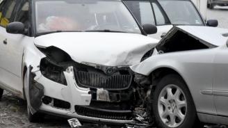 20 души са ранени при катастрофи през денонощието