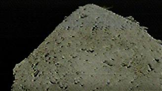 """Японската сонда """"Хаябуса 2"""" създаде изкуствен кратер на астероида Рюгу"""
