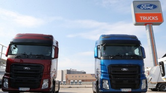 """Новият F-MAX – победител в международния конкурс """"Камион на годината - 2019"""", е вече в България"""