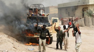 Ожесточени сблъсъци до Триполи