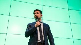 Няма следи от забранени вещества в кръвта на Володимир Зеленски