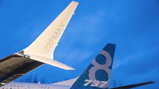 """Боинг"" намалява темпото на производство на самолети 737"
