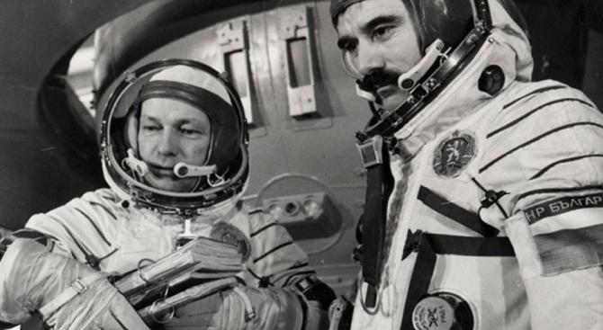 40 години от полета на Георги Иванов - първият български космонавт