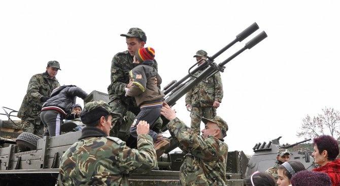 """Военната академия """"Г. С. Раковски"""" отваря врати за своята 107-а годишнина"""
