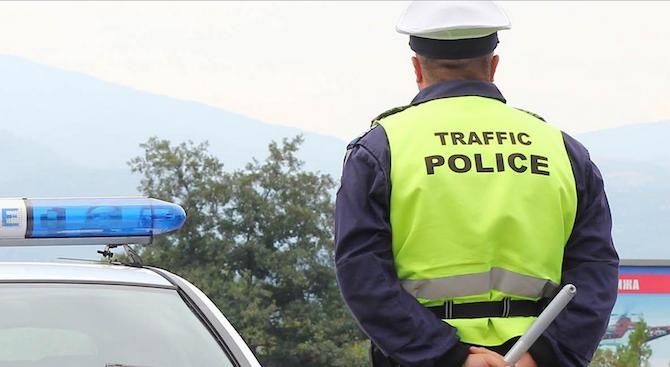 911 нарушения на скоростта са установени за една седмица в област Сливен