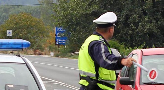 Снимка: 37619 нарушения на скоростните режими са констатирани в първата седмица на април