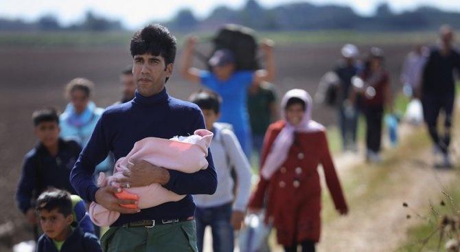 Турция няма да допусне нелегален мигрантски поток към съседите