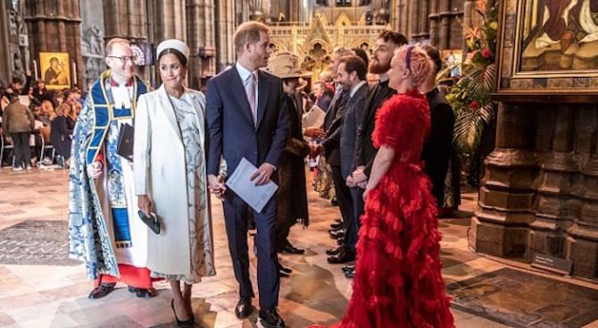 Меган Маркъл ще наруши поредна кралска традиция