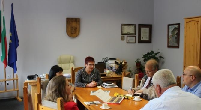 Снимка: Община Тетевен и македонската Радовиш  организират съвместни дейности по проект