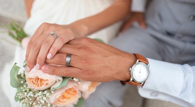 През 2018 г. са регистрирани 28 961 юридически брака -