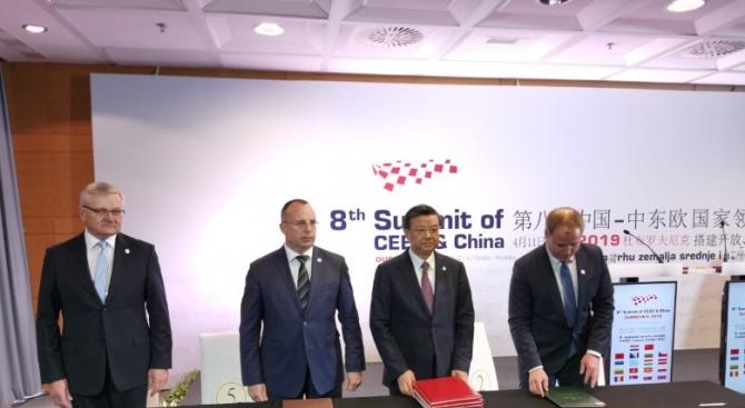 България и Китай подписаха протокол за изискванията за износ на български шрот от слънчогледово семе