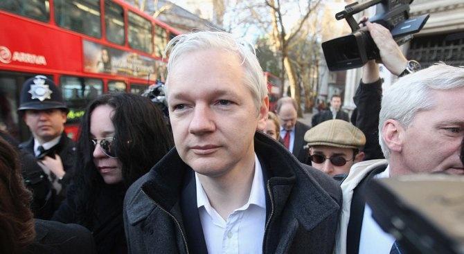 """Основателят на """"Уикилийкс"""" Джулиан Асандж понесе нов правен удар, след"""
