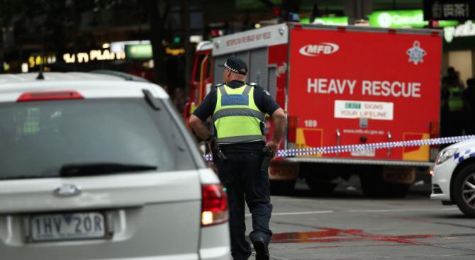 Стрелбата в Мелбърн свързана с банда мотористи?