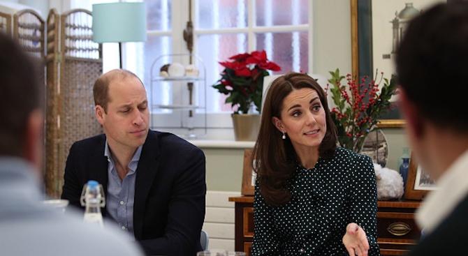 Снимка: Принц Уилям ще съди медии заради обвинения в изневяра