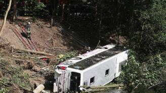 Най-малко 10 души загинаха при автобусна катастрофа в Малайзия