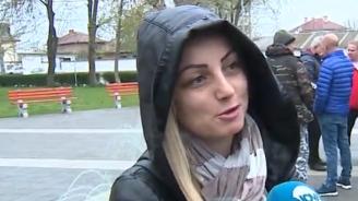 Съпругата на пребития във Войводиново командос за условните присъди: Нямам думи да коментирам