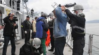 ВМС набират 15 войници за специалните части