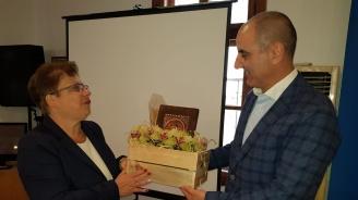 Цветанов: Разликата в развитието на общините Смядово и Велики Преслав е много сериозна
