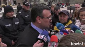 Младен Маринов след КСНС: Не се стигна до общо становище