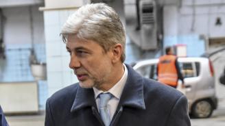 Нено Димов подписа договор за компостираща инсталация на Хисаря