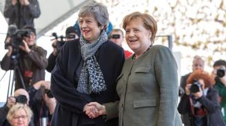 Тереза Мей и Ангела Меркел са  съгласни, че е необходим Брекзит с правила