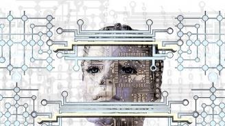 Роботизирана глава с изкуствен интелект ще помага на летището във Франкфурт