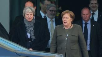 Меркел била склонна Брекзит да бъде отложен