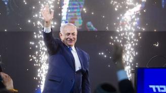 Партията на Нетаняху водислед преброени 80% от подадените гласовев Израел