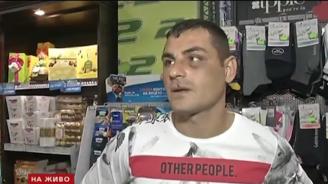 Проговори продавачът, пребит от роми в магазин в Габрово