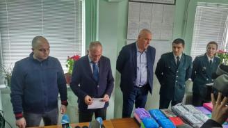 Българските власти са задържали 170 кг кокаин в района на Шабла