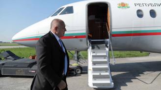 Самолетът на Борисов спука гума при кацането в Брюксел, той обяви: Ако не се разберем за Брекзит, ще настане шок и ужас