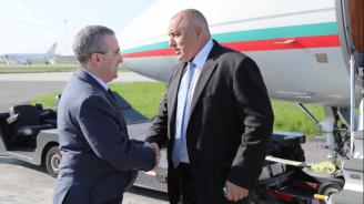 Бойко Борисов пристигна в Брюксел за срещата на лидерите на ЕС за Брекзит