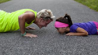 Физическите упражнения ни правят по-щастливи от парите