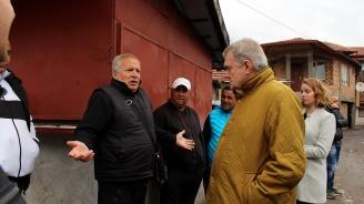 """От АБВ се срещнаха с жители на столичния квартал """"Факултета"""""""