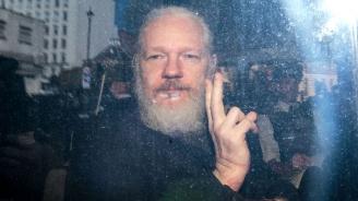 Великобритания призна за виновен Асандж в нарушаване на условията на гаранция