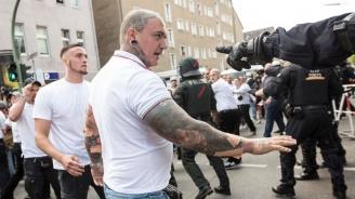 Украински националисти се опитаха да разтурят сбор на лесбийки в Киев