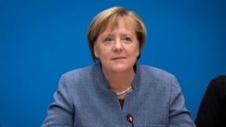 Меркел смята, че само политическият  процес ще позволи напредък към уреждане  на конфликта в Украйна