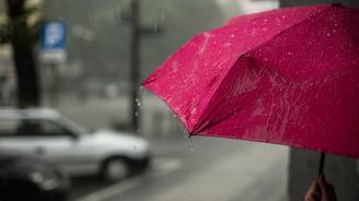 На много места ще има валежи