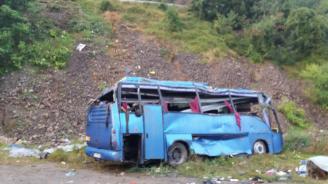 Проговори най-тежко пострадалата от катастрофата край Своге