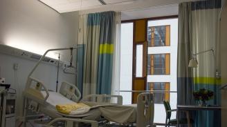 Бактерии гнездят в болничните завеси