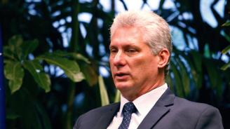 Президентът на Куба призова за засилване на отбраната и икономиката